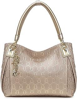 Women's Handbags Purses Leather Handbag Ladies Top-handle Tote Crossbody Shoulder Bag Mother's Day Gifts