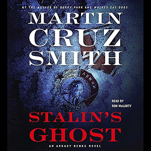 Stalin's Ghost audiobook cover art
