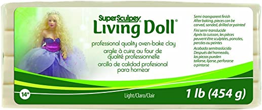 Best sculpey doll clay Reviews
