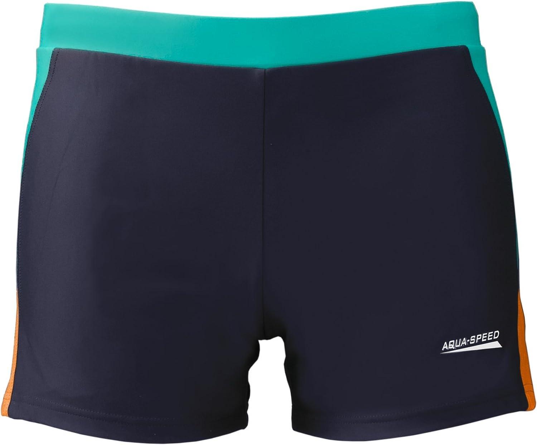 Aqua Speed Herren Badehose - Schwimmhose mit Bein - Bequem und Elastisch - Beständig Gegen Chlor und UV-Strahlung -  AsDARIO B071CKMRQP  Verrückter Preis