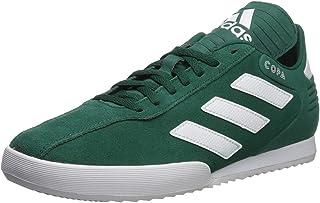 adidas Men's Copa Super Soccer Shoe White Collegiate Navy M Us