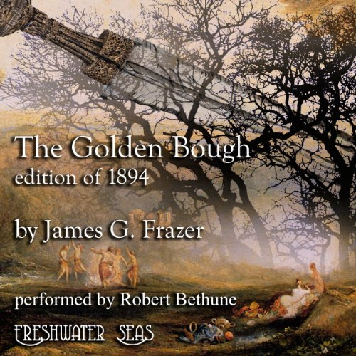 The Golden Bough audiobook cover art