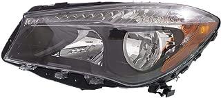 Headlight For 2014-2015 Mercedes Benz CLA250 CLA45 AMG Driver Side w/bulb