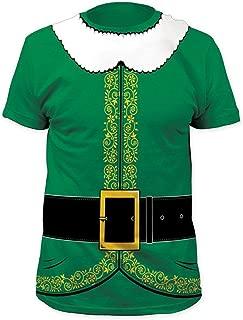 Santa's Elf Costume T-Shirt