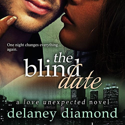 The Blind Date audiobook cover art