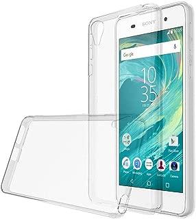 """Smartphone Sony Xperia E5 F3313 Android Quad-Core Tela 5.0"""" 16GB 4G + Capa - Branco"""