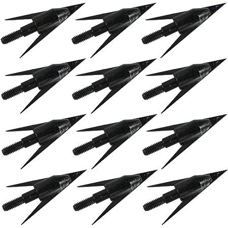 3PCS Fishing Fish Bow Hunting Arrow Tips Boardhead B6I5 Points-Practic Arro V5E4