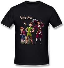 WunoD Men's Peter Pan Group T-shirt