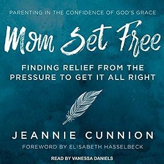Mom Set Free audiobook cover art