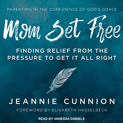 Mom Set Free audiobook cover art