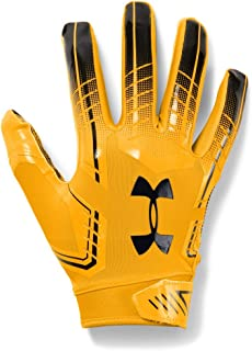 Best all yellow football gloves Reviews