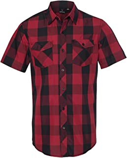 Burnside Buffalo Plaid Woven Shirt (B9203)