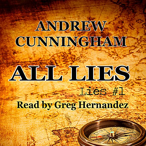 All Lies audiobook cover art