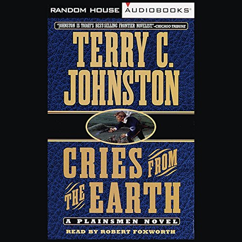 Cries from the Earth audiobook cover art