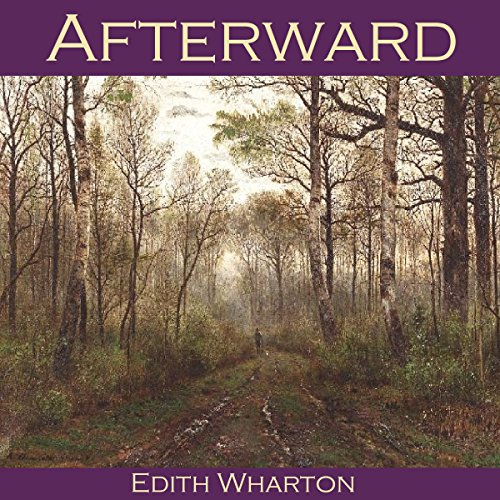 Afterward audiobook cover art