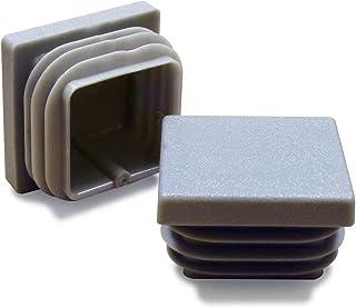 conteras negra y blanca 20mm para patas sillas