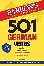 501 German Verbs (Barron's 501 Verbs)