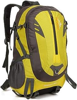 SZH&BEIB Senderismo Mochila 38L de ocio de gran capacidad para el bolso al aire libre del alpinismo de viaje montar a prueba de agua , E