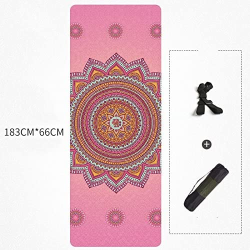 LXFei Yoga It is very popular Mat Beginner Widened Product Lightweigh Multicolor Thickening