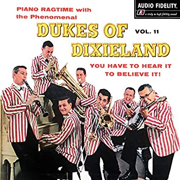 Piano Ragtime with the Dukes of Dixieland, Vol. 11