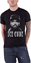 Ice Cube T Shirt Good Day Face Logo Gangsta Rap Official Mens Black