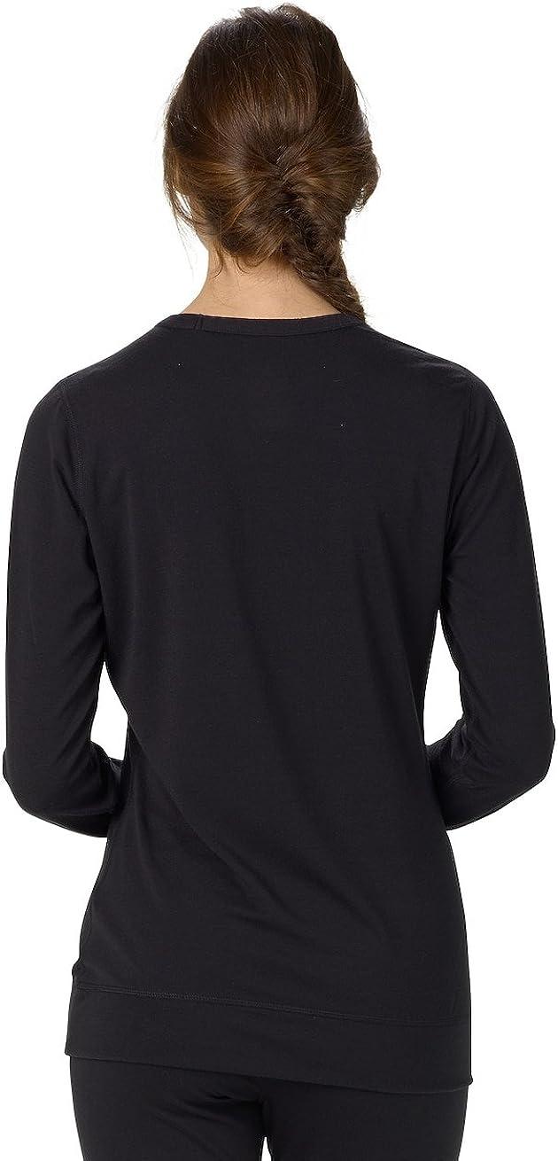 Burton Midweight Crew Camiseta T/érmica Mujer