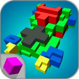 Hovercraft: Cube Cars Builder