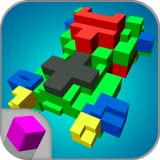 Hovercraft: Cube Cars Builder