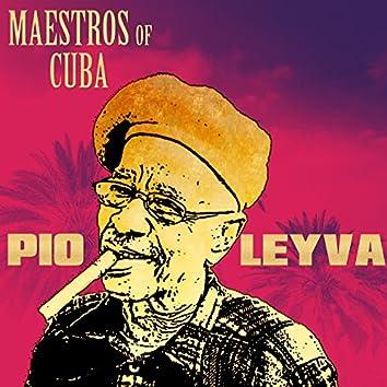 Maestros of Cuba 2 (Maestros of Cuba Pio Leyva)