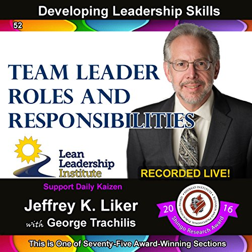 Developing Leadership Skills 52 Titelbild