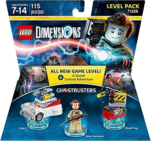 Ghostbusters Level Pack not machine specific