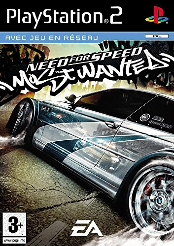 Sony - Need for speed : most wanted Occasion [ PS2 ] - 5030931046094
