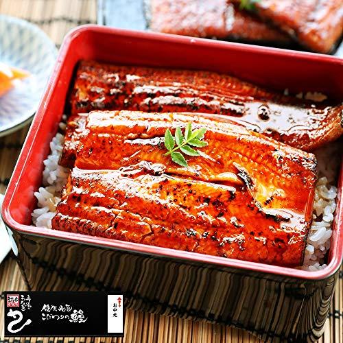 ますよね お中元 ギフト用 ニホンウナギ 170g (タレ 山椒付き) うなぎ蒲焼 ウナギ蒲焼