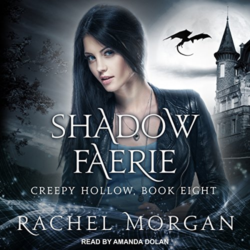 Shadow Faerie audiobook cover art