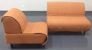 フランスベッド ソファーベッドシリーズ(MOVEin'terior)   マリスコ 2S+1S セット セミダブルサイズ イエロー色  お客様設置品