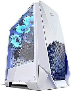 NINGMEI ゲーミング PC デスクトップ パソコン LED ファンカラー選択可能 一年保証【Core i5 9400F / GTX1650 / メモリ16GB / SSD512GB / HDD2TB / Windows10 Home】