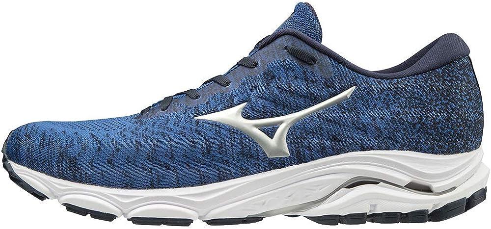   Mizuno Men's Wave Inspire 16 Waveknit Road Running Shoe   Road Running