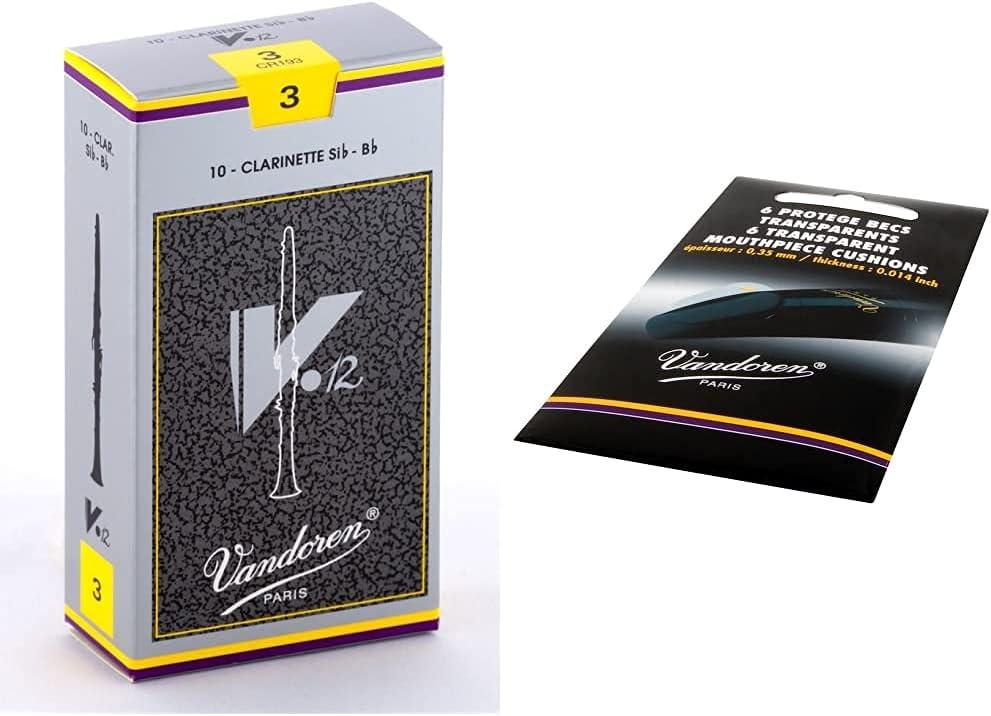 Vandoren CR193 Bb Clarinet V.12 Reeds Now free shipping of Strength 10 Omaha Mall Box 3; VM