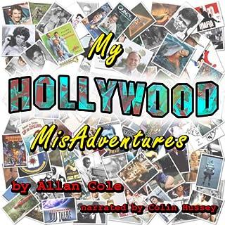 My Hollywood MisAdventures audiobook cover art