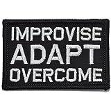 Improvise Adapt Overcome...image