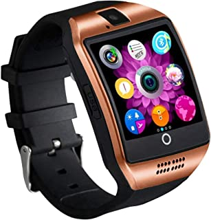 Tipmant SN06 Smartwatch Fitness Armband Uhr (Gold)