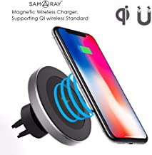 qi wireless charger magnetic