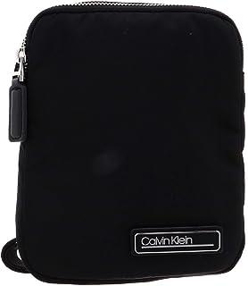 Calvin Klein Primary Mini Flat Crossover - Shoppers y bolsos de hombro Hombre