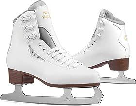 Davos Gold Damen-Art Skate wei/ß Gr/ö/ße 37