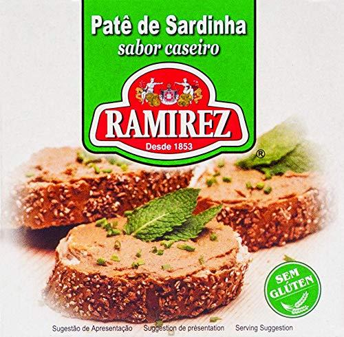 Paté de sardina Ramirez