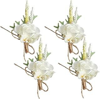 Best artificial wedding buttonholes Reviews