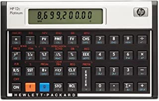 CALCULADORA FINANCEIRA HP 12C PLATINUM, HP, F2231AA#B17 440980010200, PLATINUM