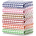 6-Pack LAZI Kitchen Dish Towels