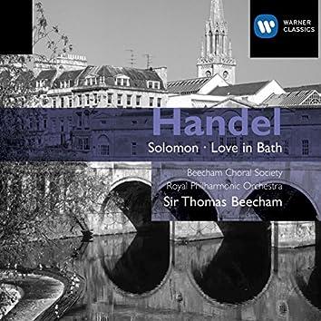 Handel: Solomon - Love in Bath