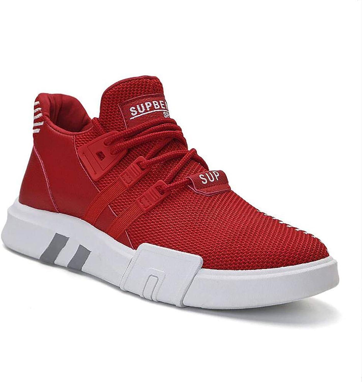 Manliga skor, skor, skor, tillfälliga skor, Springaa Fall Mes -träningsskor, Comfort Andable springaning skor, Treking Casual  resa Lace -up Fitness skor  upp till 60% rabatt